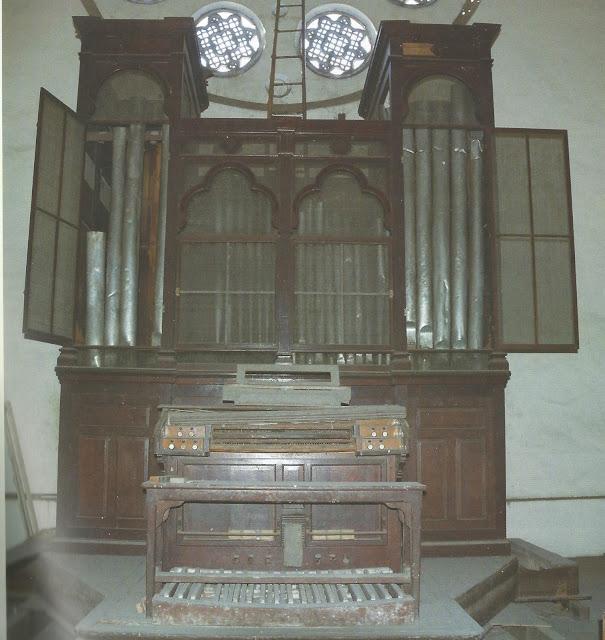 Lịch Sử của nhà thờ Đức Bà qua dòng thời gian tới nay đã hơn 135 năm.. Organ