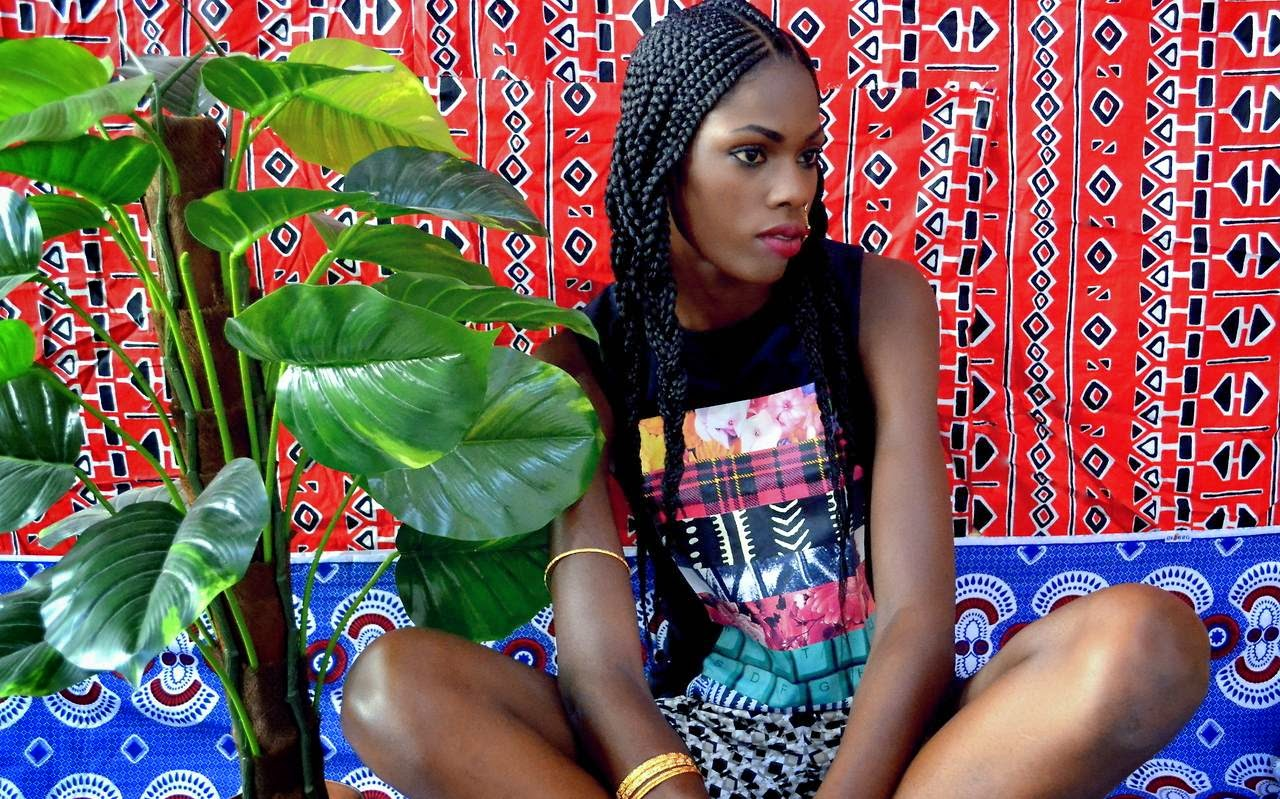 CAVEN ETOMI KINGDOM HIGH SUMMER COLLECTION 2014