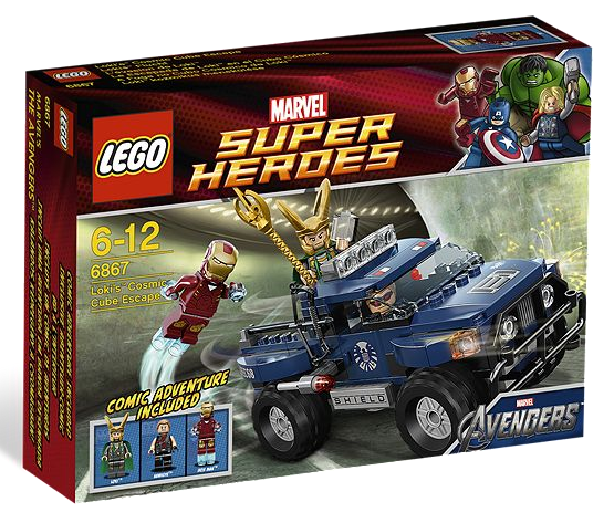 6 Malvorlagen Lego Superheroes: Brick End: Marvel Super Heroes Sets Available At Shop@Home
