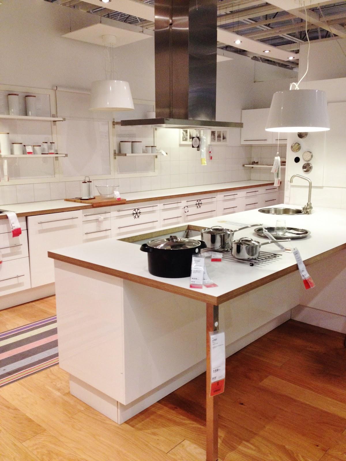 Vita Kok Ikea : vita kok ikea  och moderna kok men forutom de vita koken fanns