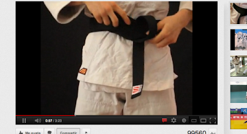 Como atar correctamente el cinturon