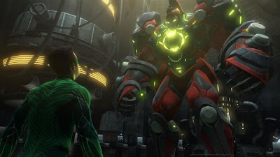 Green Lantern Rise Of Manhunters Pc