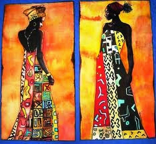 Cuadros Modernos Pinturas : Negras Para Pintar al Óleo / Acrílico