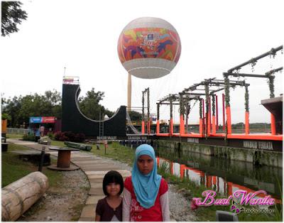 Sky Rides Festival Park Putrajaya. Belon Panas Gergasi Bertali Terbesar Pertama Di Malaysia. Taman Skyride Festival Putrajaya Best. Harga Tiket Sky Ride Belon Balloon Putrajaya Malaysia