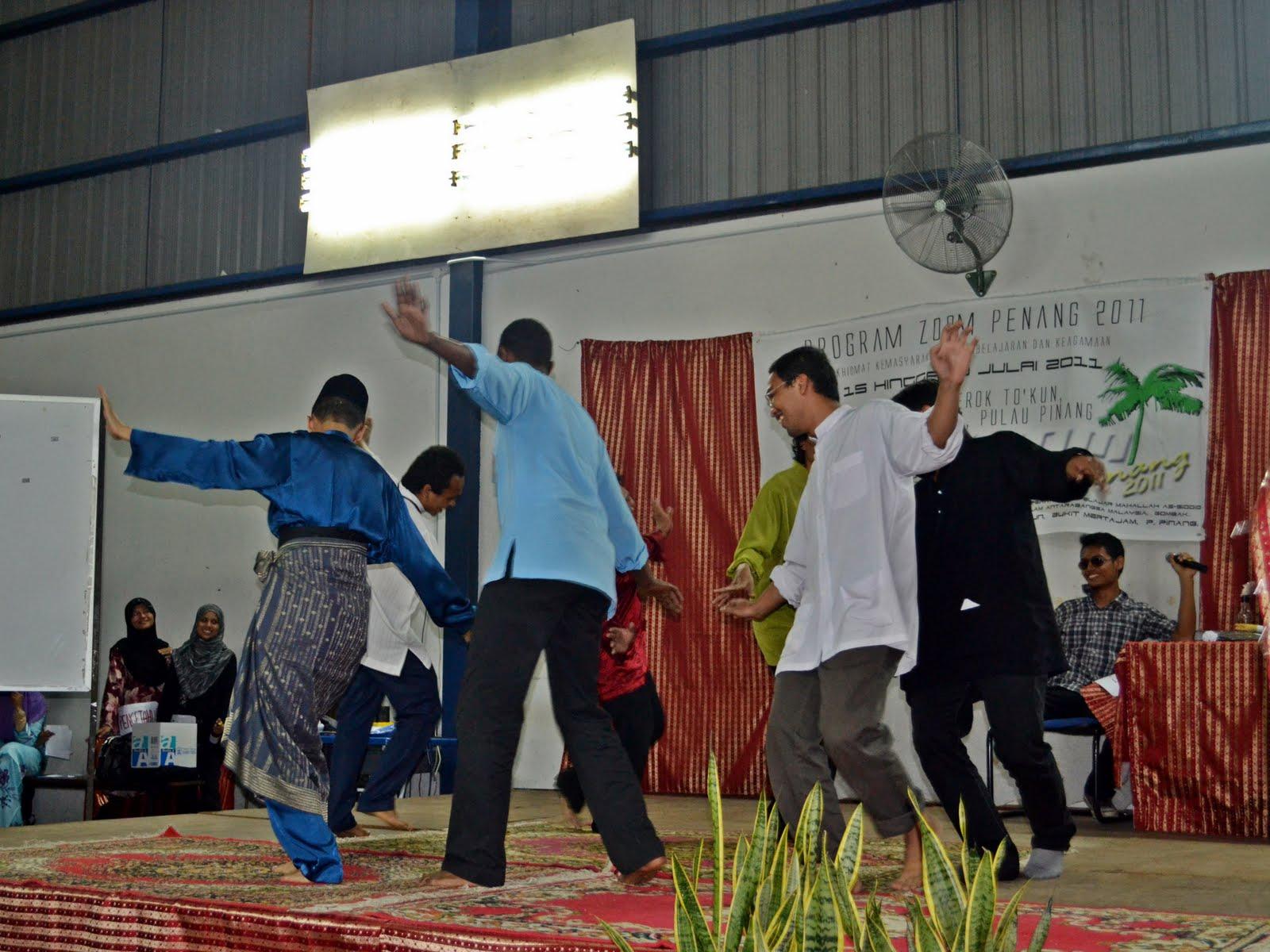 Mahasiswa UIAM Berkampung 6 hari 5 malam di Kampung Cerok To'Kun