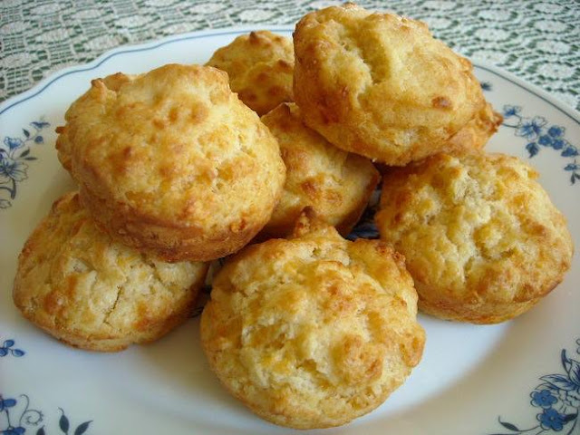 RESEPI CHEESE MUFFIN