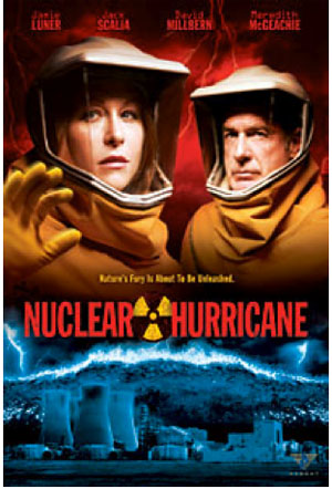 Fiction in the hurricane movie