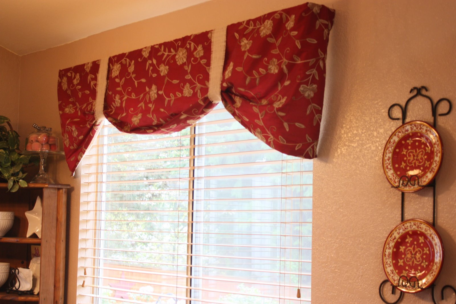 home is where my story begins the new kitchen valances