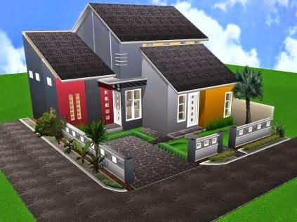 Desain-atap-rumah-type-70-minimalis