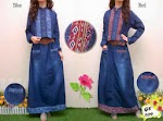 109 Gamis Jeans + Belt SOLD OUT