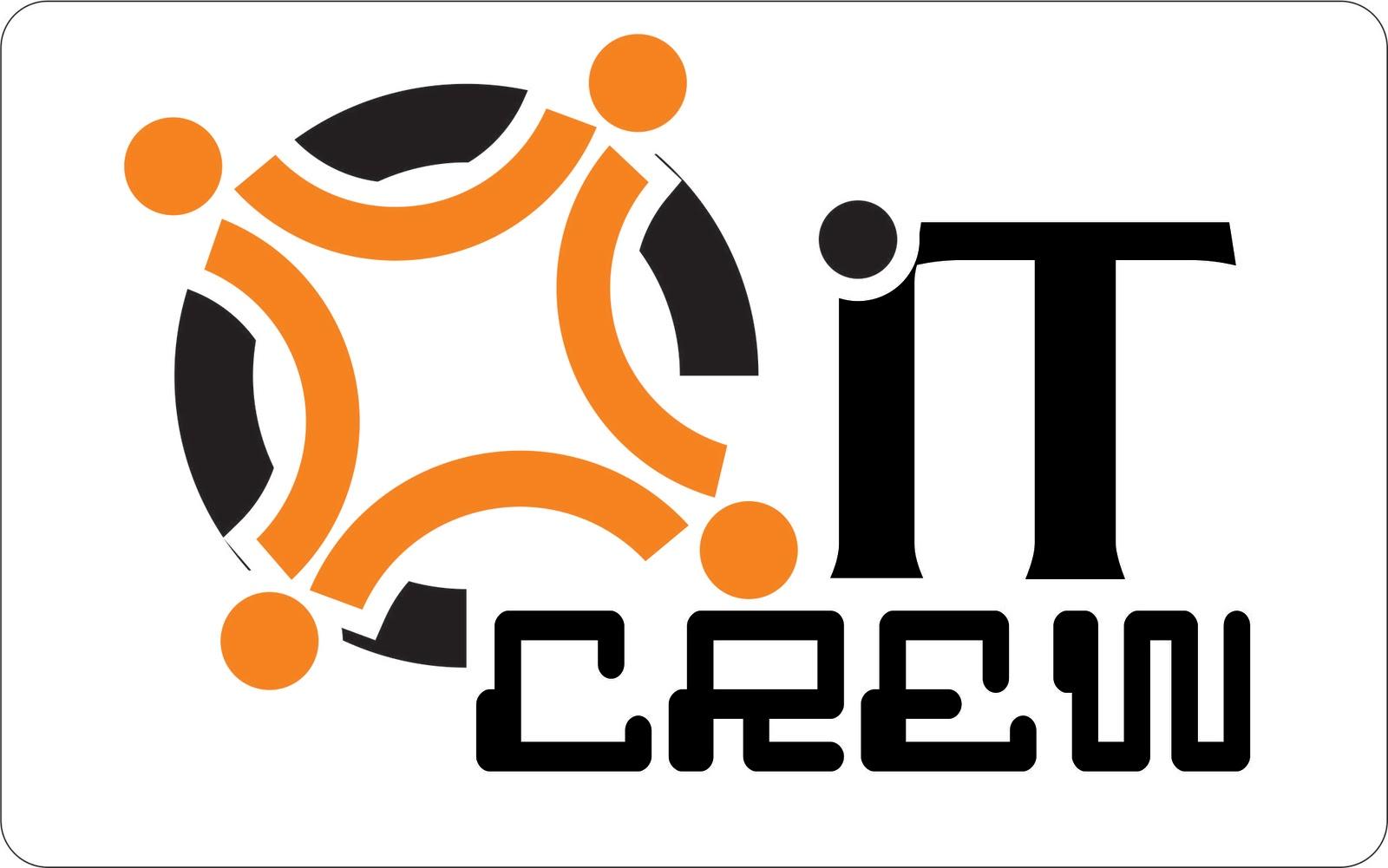 langkahlangkah membuat logo it crew materi tik sma 2 tebo