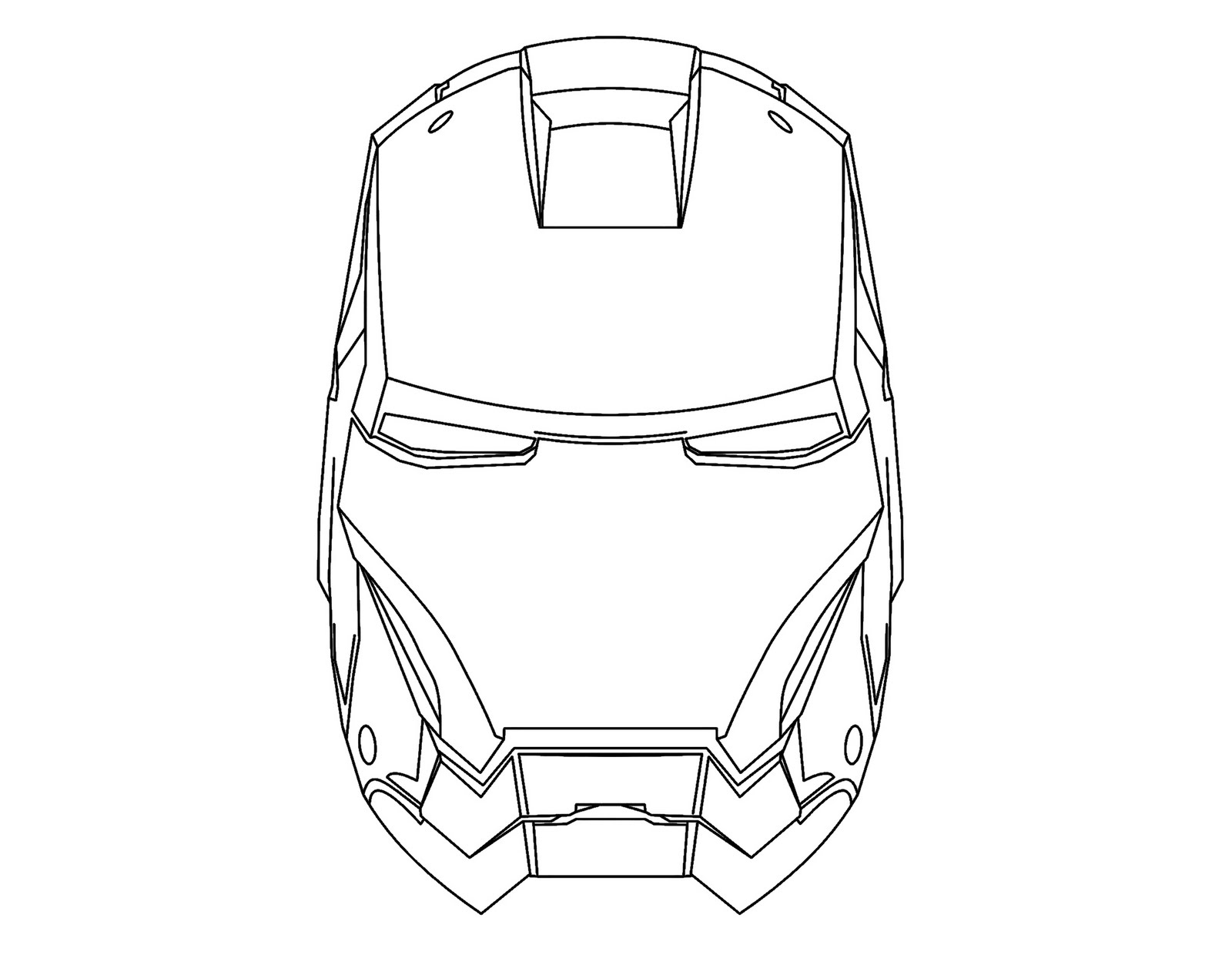 Iron man the avengers best coloring pages minister for Ironman coloring pages free