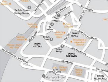 MAP...Mahkota Melaka