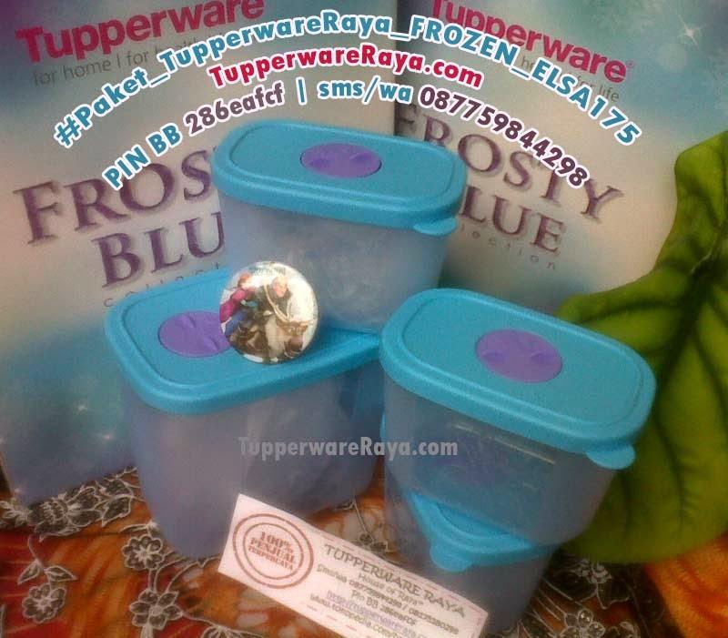 Promo Tupperware Murah dari Tupperware Raya Paket Tupperware #FrozenElsa