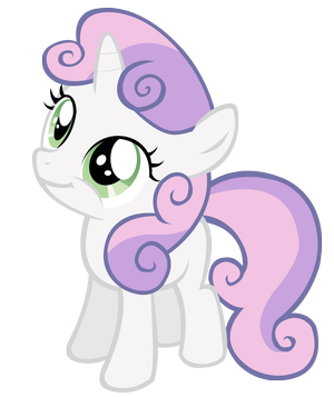 My little pony rarity and sweetie belle - photo#26