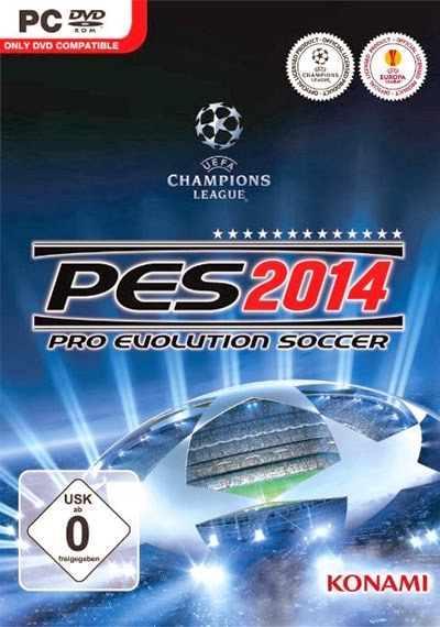 Pro Evolution Soccer 2014 - Pes 2014 Pc Full Tek Link İndir+Torrent