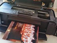 Epson L1800 A3 Printer Adjustment Program