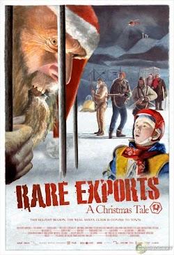 Dị Bản: Quỷ Già Noel - Rare Exports: A Christmas Tale (2010) Poster