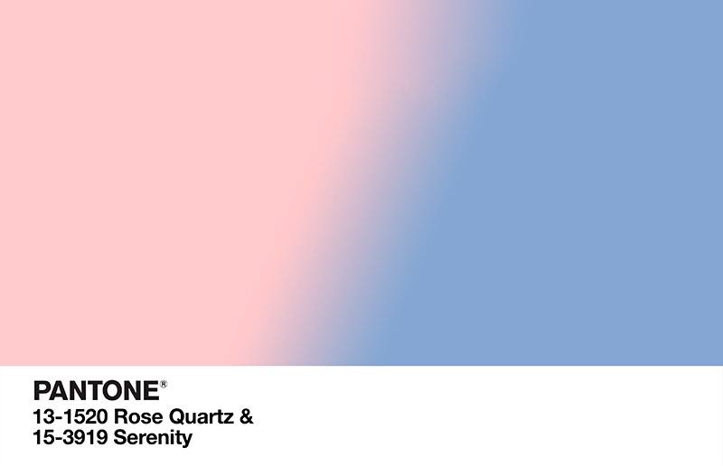 Esse ano a cor Pantone são, na verdade, cores!