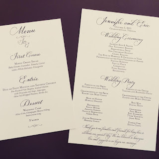 calligraphy design wedding