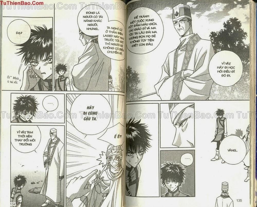 Hồi ký ma vương Chapter 2 - Trang 66