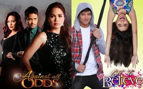 Got to Believe, Against All Odds (Huwag Ka Lang Mawawala) Make Waves Internationally
