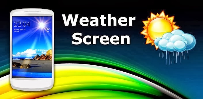 Screen Weather v3.2.0 Apk Working Download