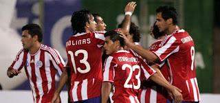 Convocados de Paraguay la Copa América