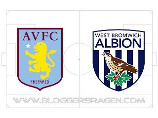 Prediksi Pertandingan Aston Villa vs West Bromwich Albion