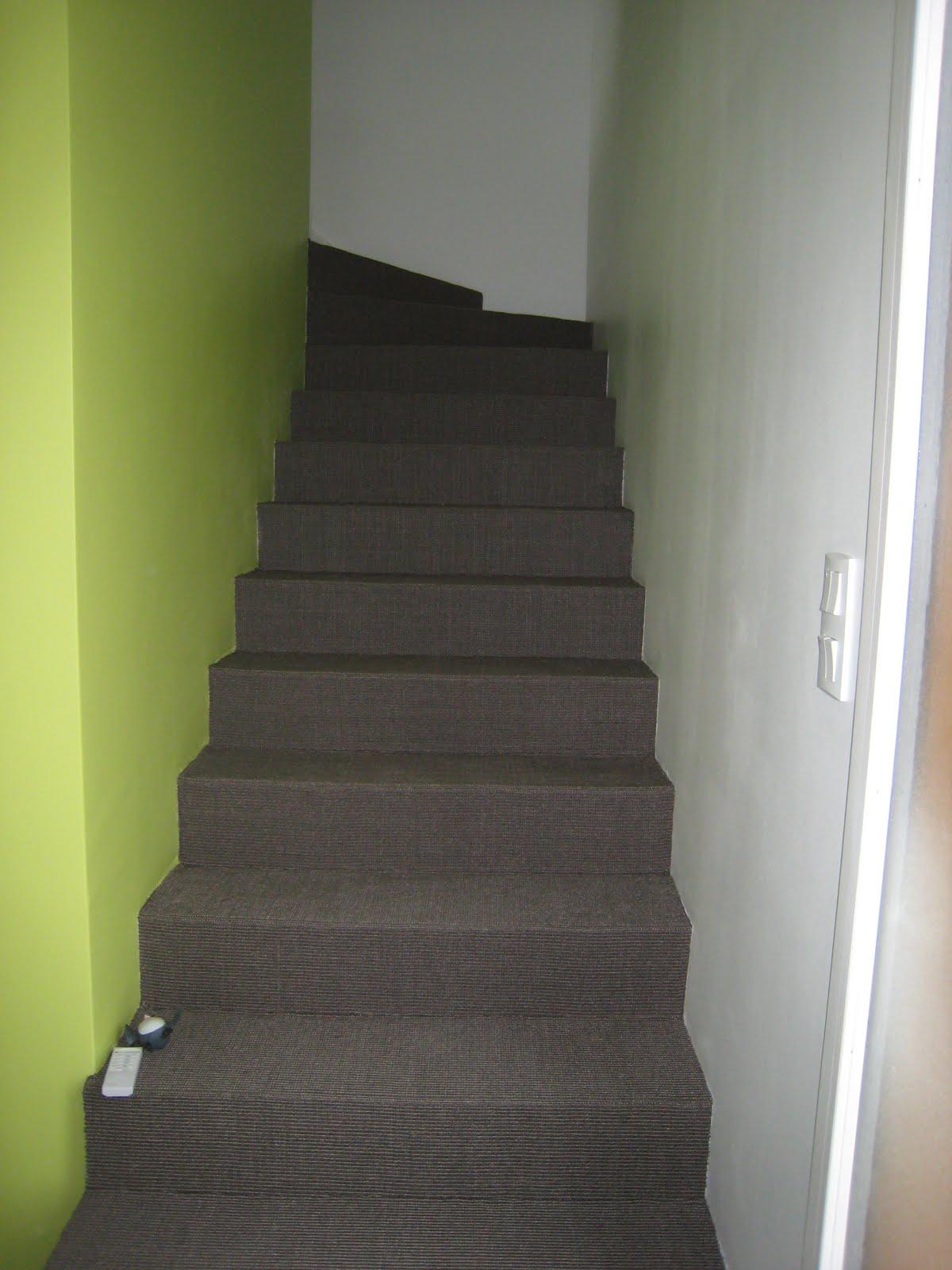 comment poser sisal dans escalier