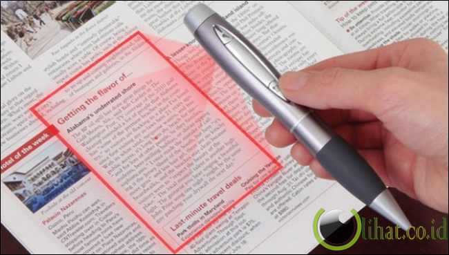 The Pen Scanner
