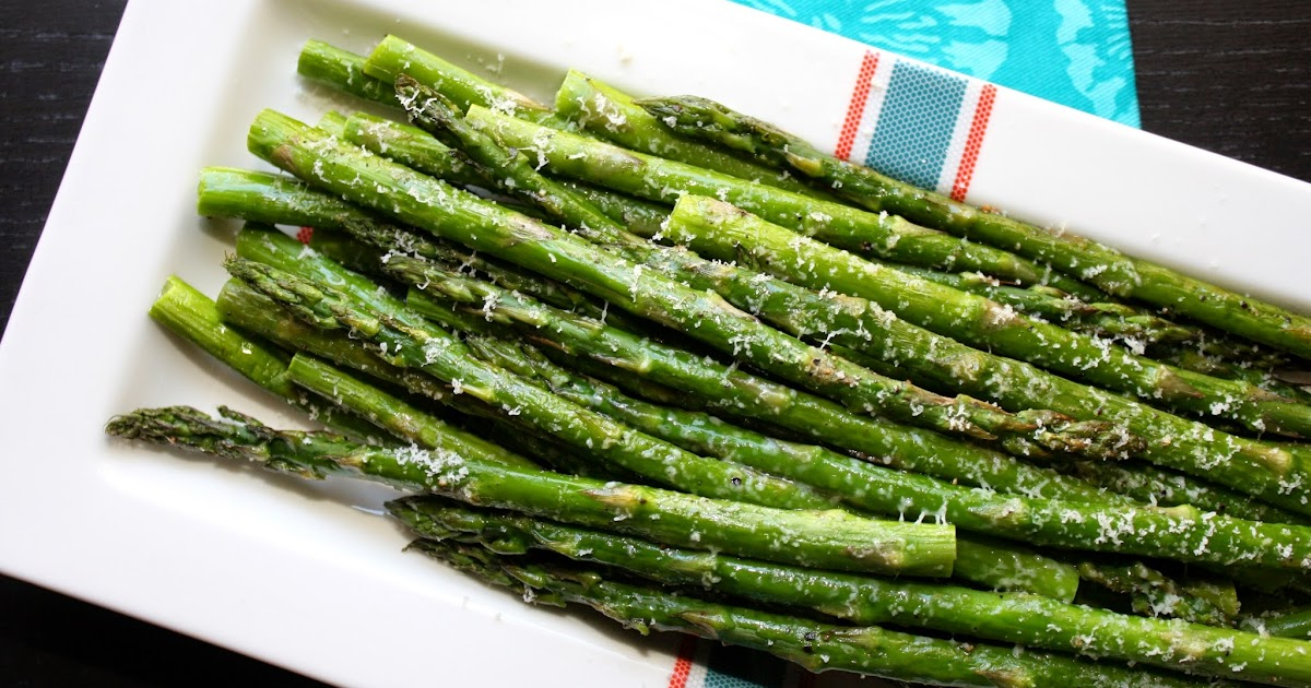 The Bitchin' Kitchin': Oven-Roasted Asparagus
