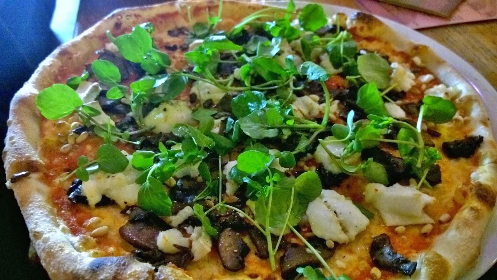 Bocabar pizza Bristol