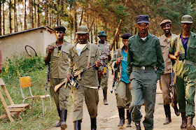 Paul Kagame at war