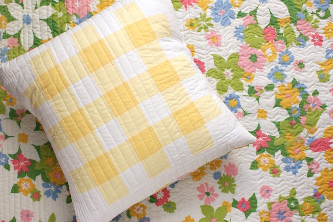 is here of the can pictures below has brights pattern which you fabric purchase tutorial i recently some quilt on requirements and s white gingham finished img