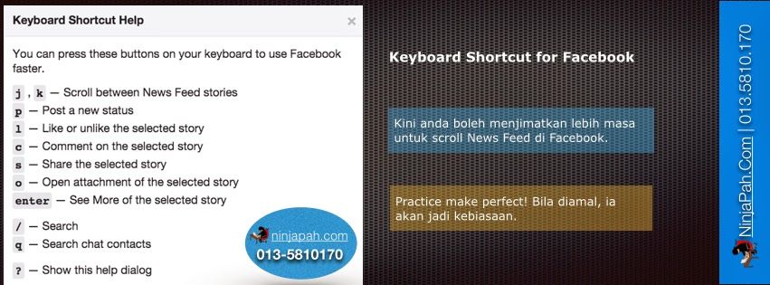 shortcut-key-facebook