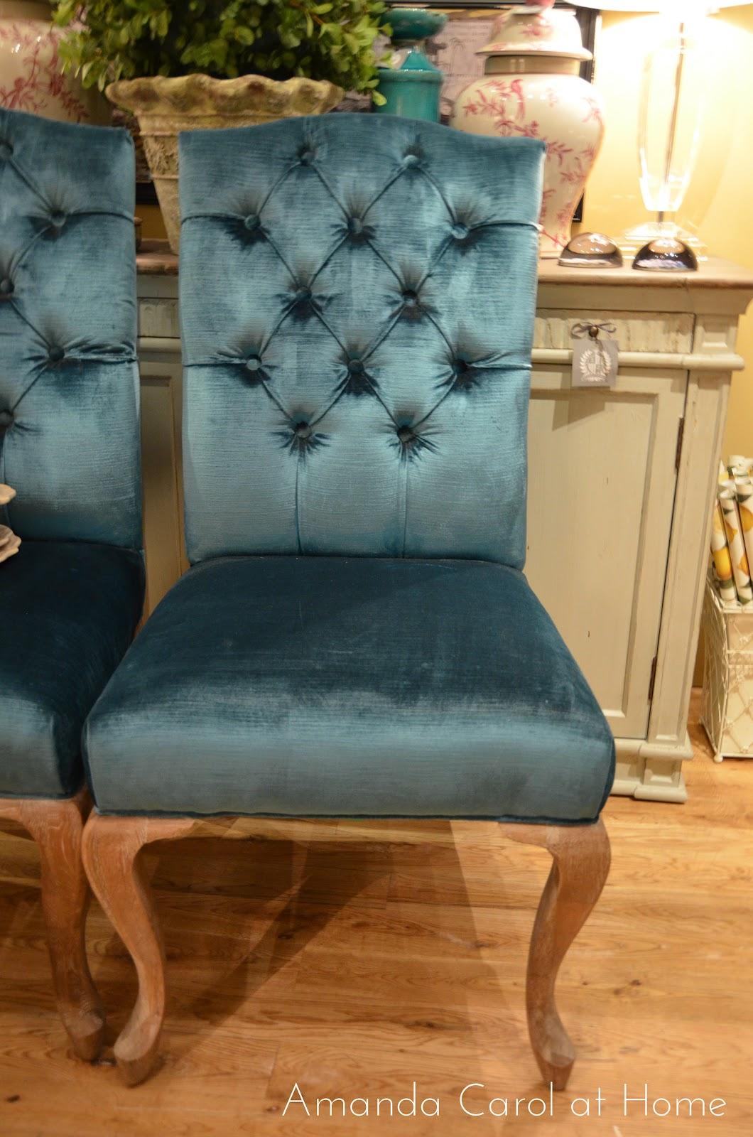 Shopping in london india jane amanda carol interiors for Cameron tufted chaise peacock