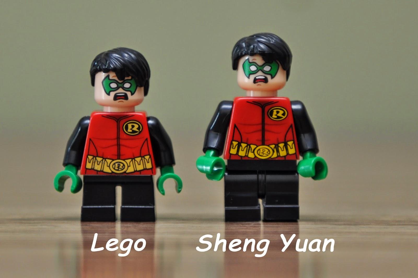 Lego grey hulk decool