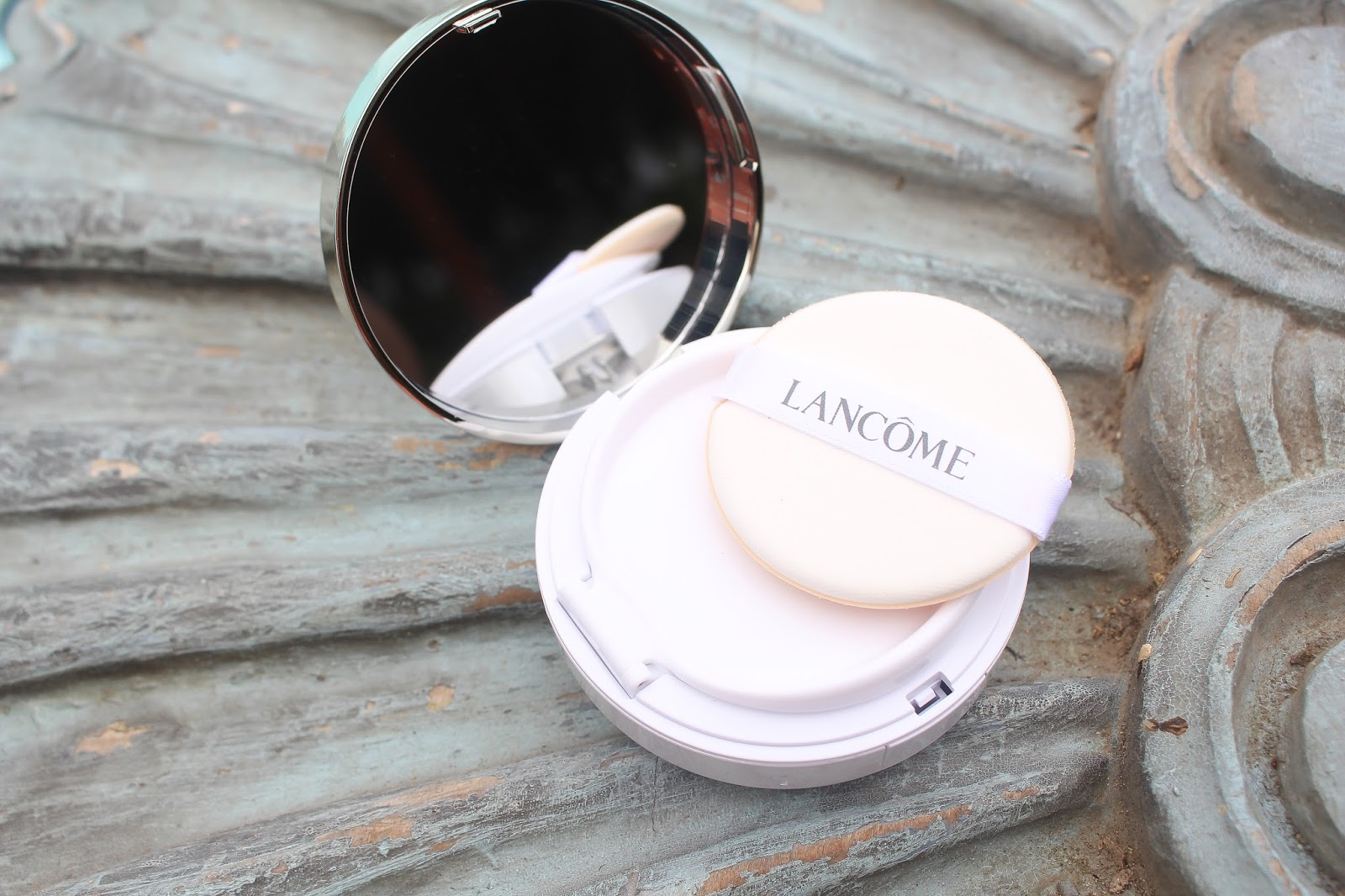 Lancôme Miracle Cushion Foundation Packaging