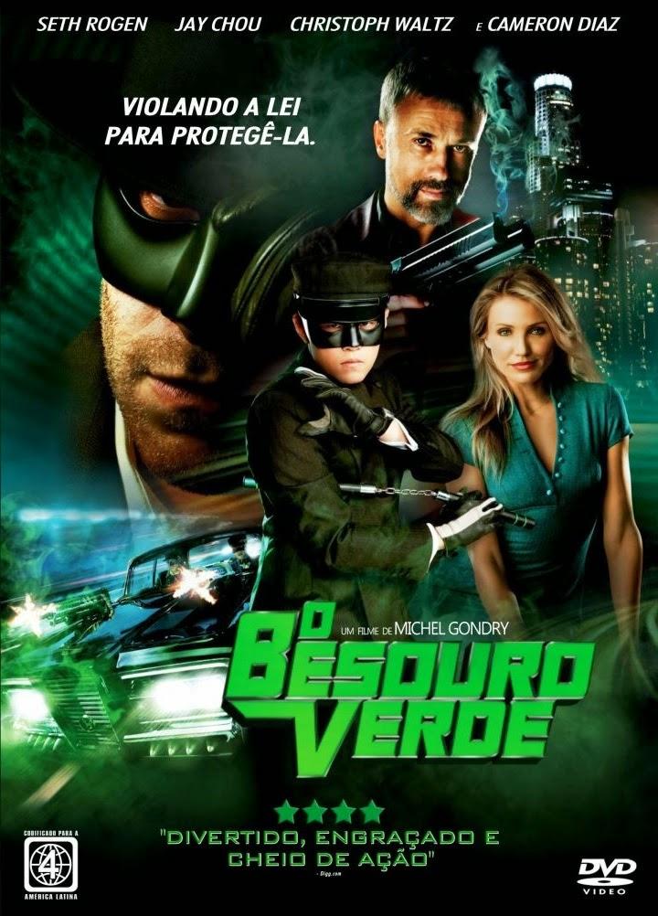 O Besouro Verde – Dublado (2011)