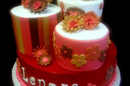 Adoption Celebration Cake