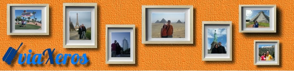 Blog de viajes :: viaxeros