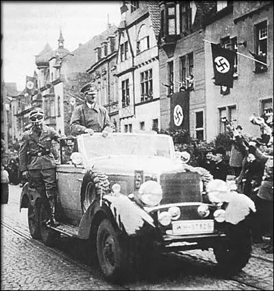 Hitler in Trier