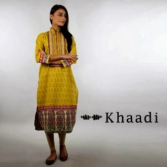 Tops in Round Bottom Khaadi Collection