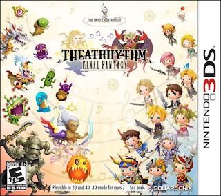 Theatrhythm Final Fantasy USA 3DS GAME [.3DS]