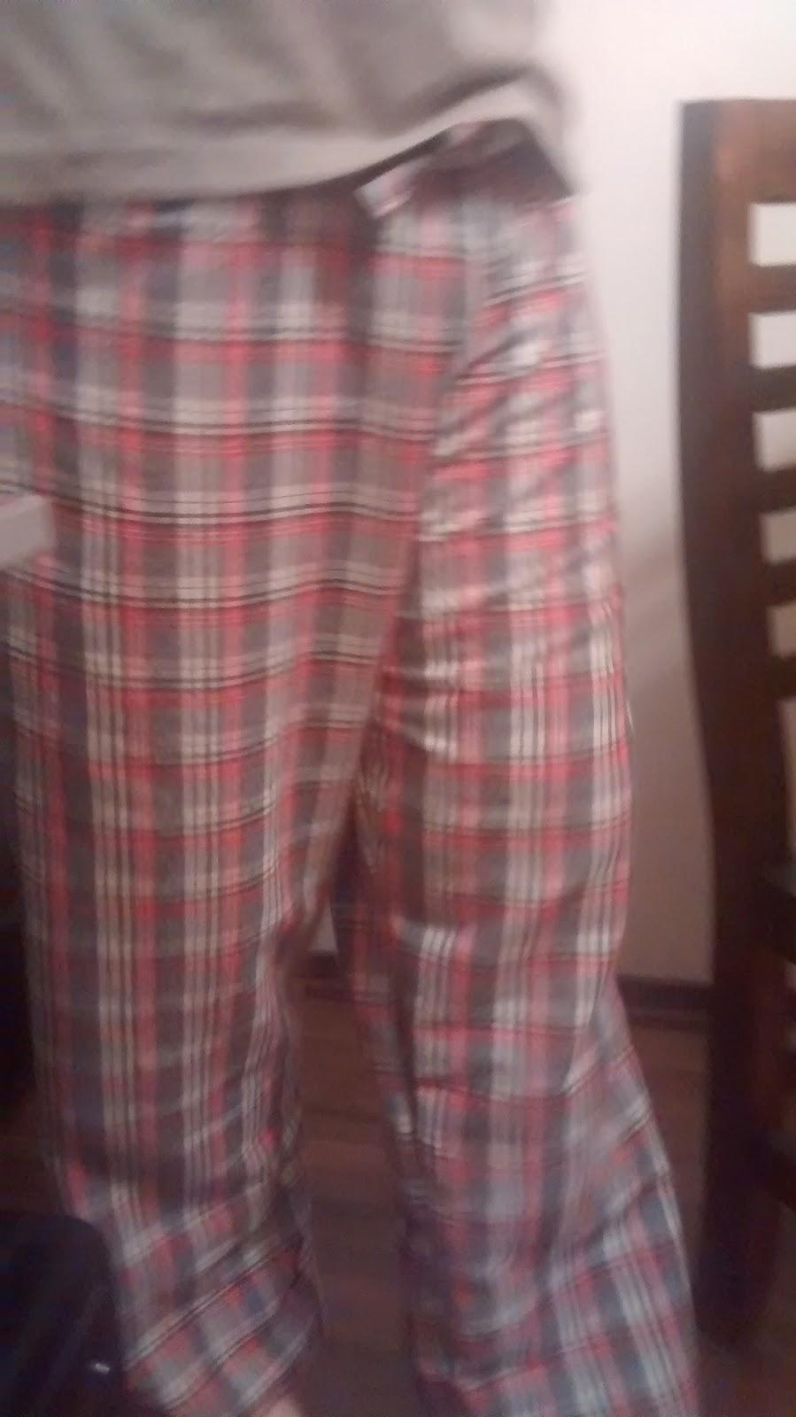 patron pijama hombre