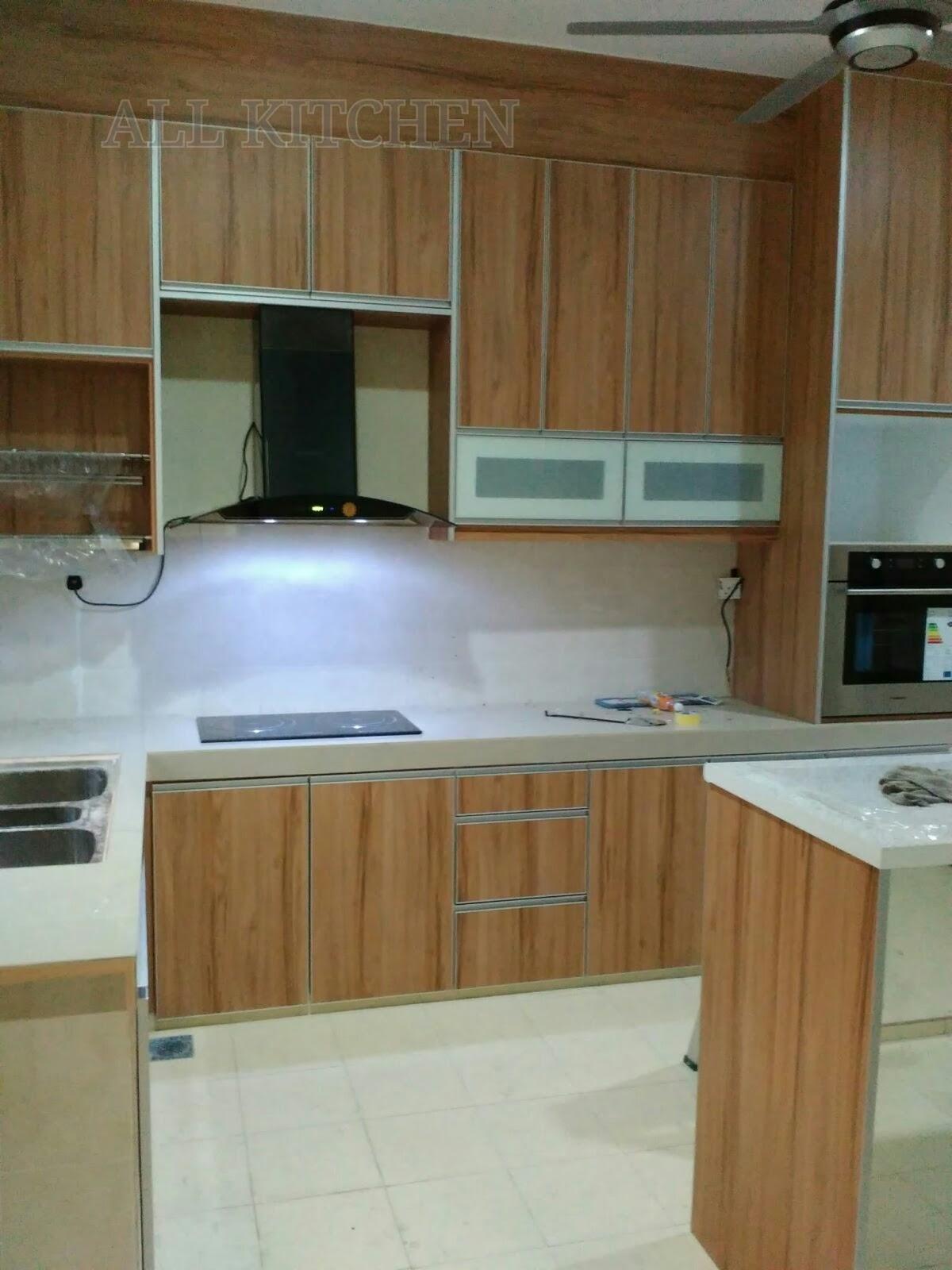Kitchen Cabinet Bandar Baru Salak Tinggi