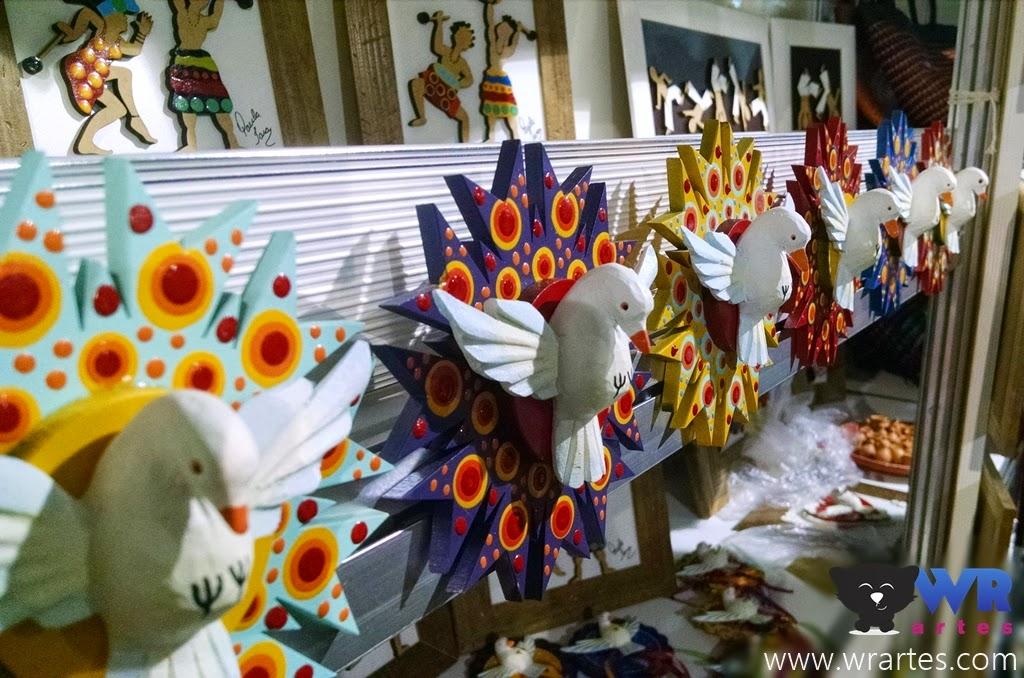 Artesanatos da Bahia - Mãos do Brasil