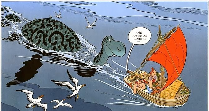 Asterix chez les Pictes - Jean-Yves Ferri & Didier Conrad