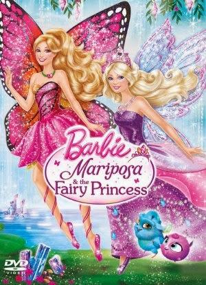 Vương Quốc Thần Tiên - Barbie Mariposa and the Fairy Princess (2013) Vietsub